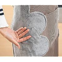 AIWANTO Waterproof apron household durability