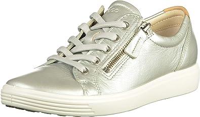ECCO Women's Low-Top Sneakers, Concrete