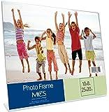 MCS 8x10 Inch Bent Acrylic Picture Frame, Horizonal (33810)