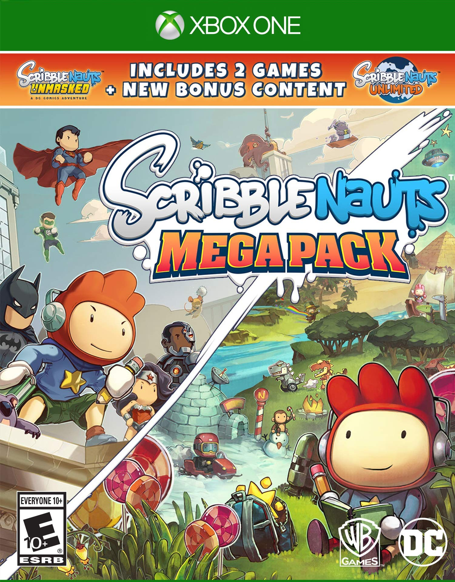 Scribblenauts Mega Pack - Xbox One