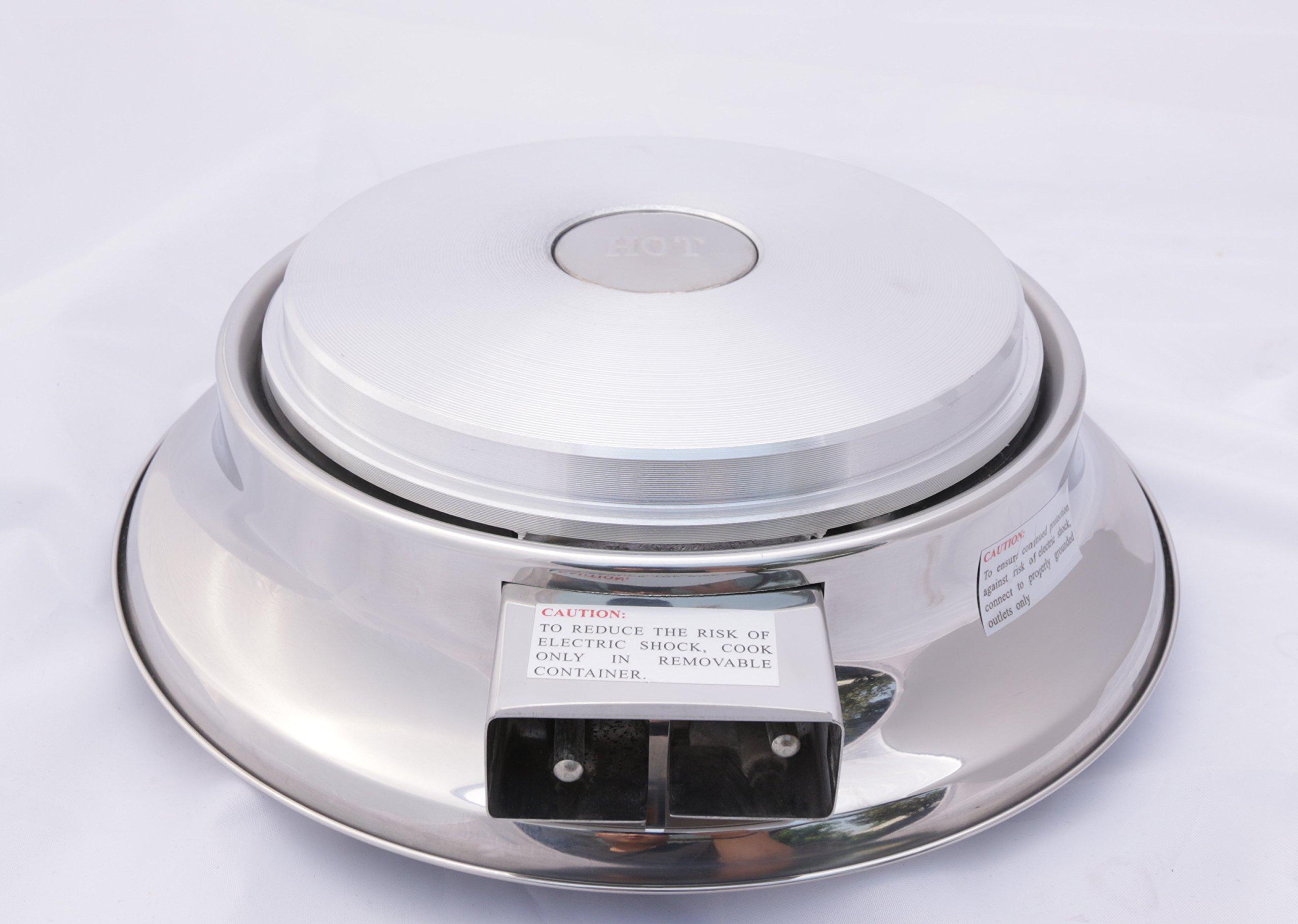 City ST Electric Shabu Shabu Hot Pot w/Divider by City ST (Image #5)