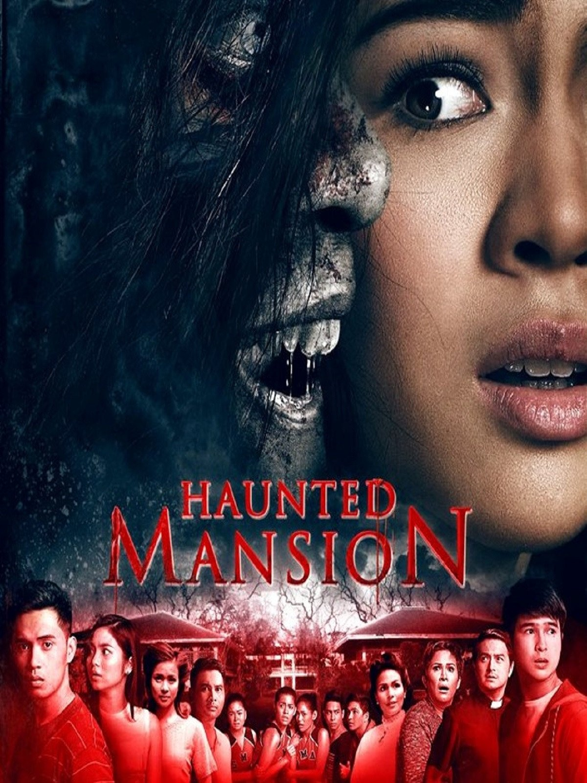 Watch Haunted Mansion Prime Video