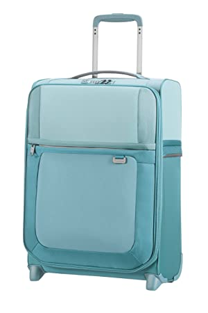 SAMSONITE Uplite - Upright 55/20 Length 40 cm Equipaje de Mano, 55 cm, 41 Liters, Azul (Ice Blue): Amazon.es: Equipaje