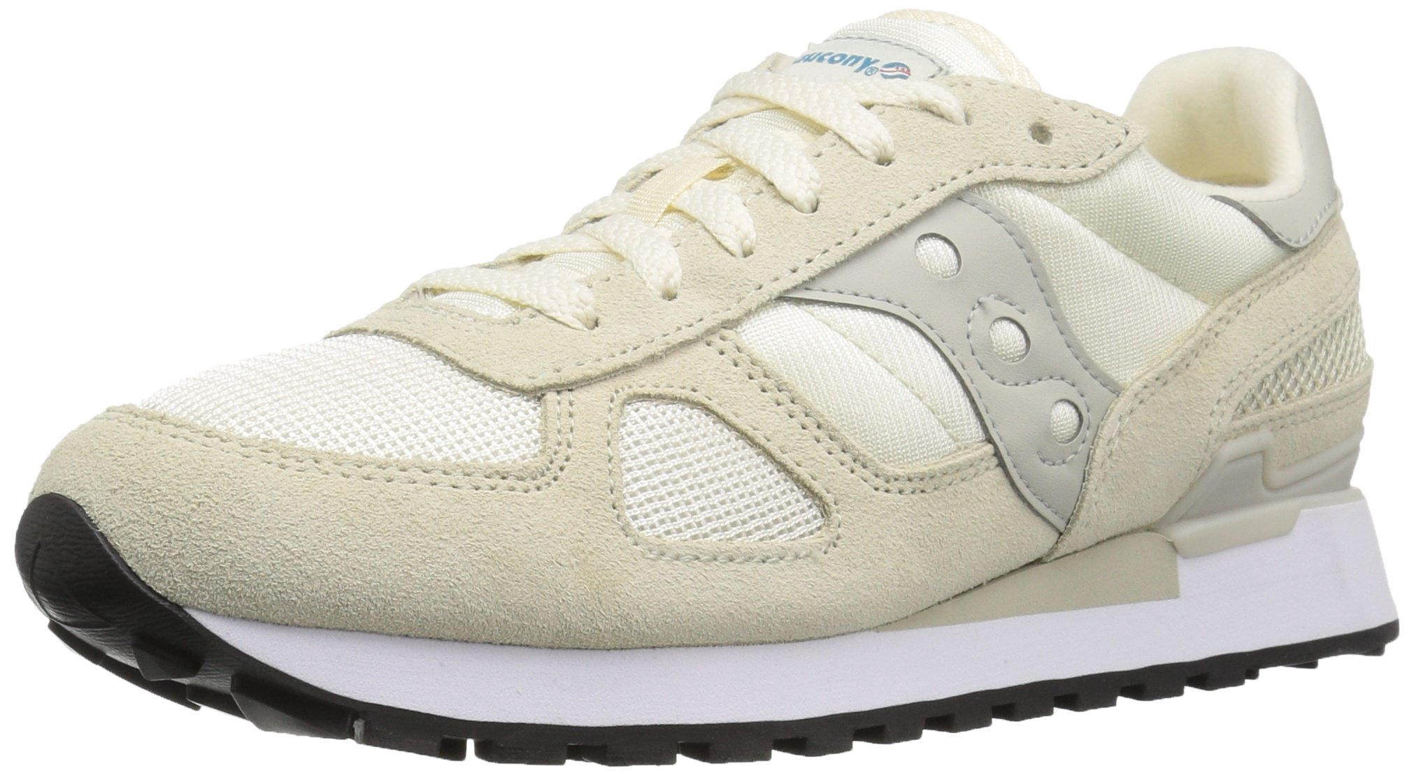 Saucony Originals Men's Shadow Fashion Sneaker, Off