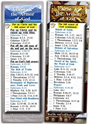 Christ and the Armor of God - Pack of 25 Cards (2.75x8.25)