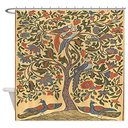 Image Unavailable Not Available For Color CafePress Celtic Tree Of Life Shower Curtain