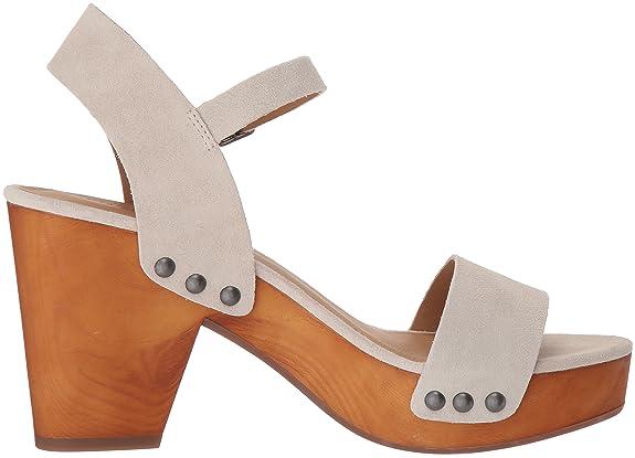 cc32cb929aa5 Amazon.com  Lucky Brand Women s Trisa Heeled Sandal  Shoes