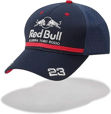 Red Bull Toro Rosso Daniil Kvyat Driver Gorra, Azul Unisexo Talla ...