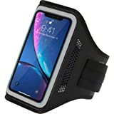 LOVPHONE iPhone 12/iPhone 12 Pro/iPhone 11 Pro/iPhone 11/iPhone XR Armband, Sport Running Workout Exercise Cell Phone…