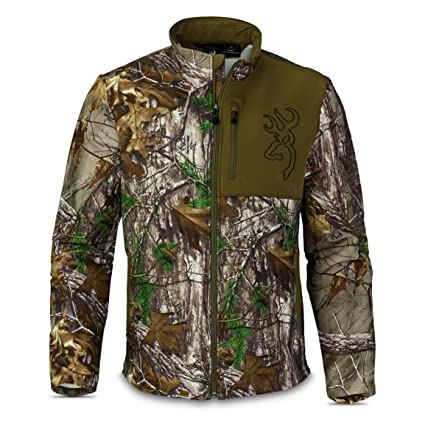 bd1197f2400f6 Amazon.com: Browning Men's Hell's Canyon Mercury Hunting Jacket ...