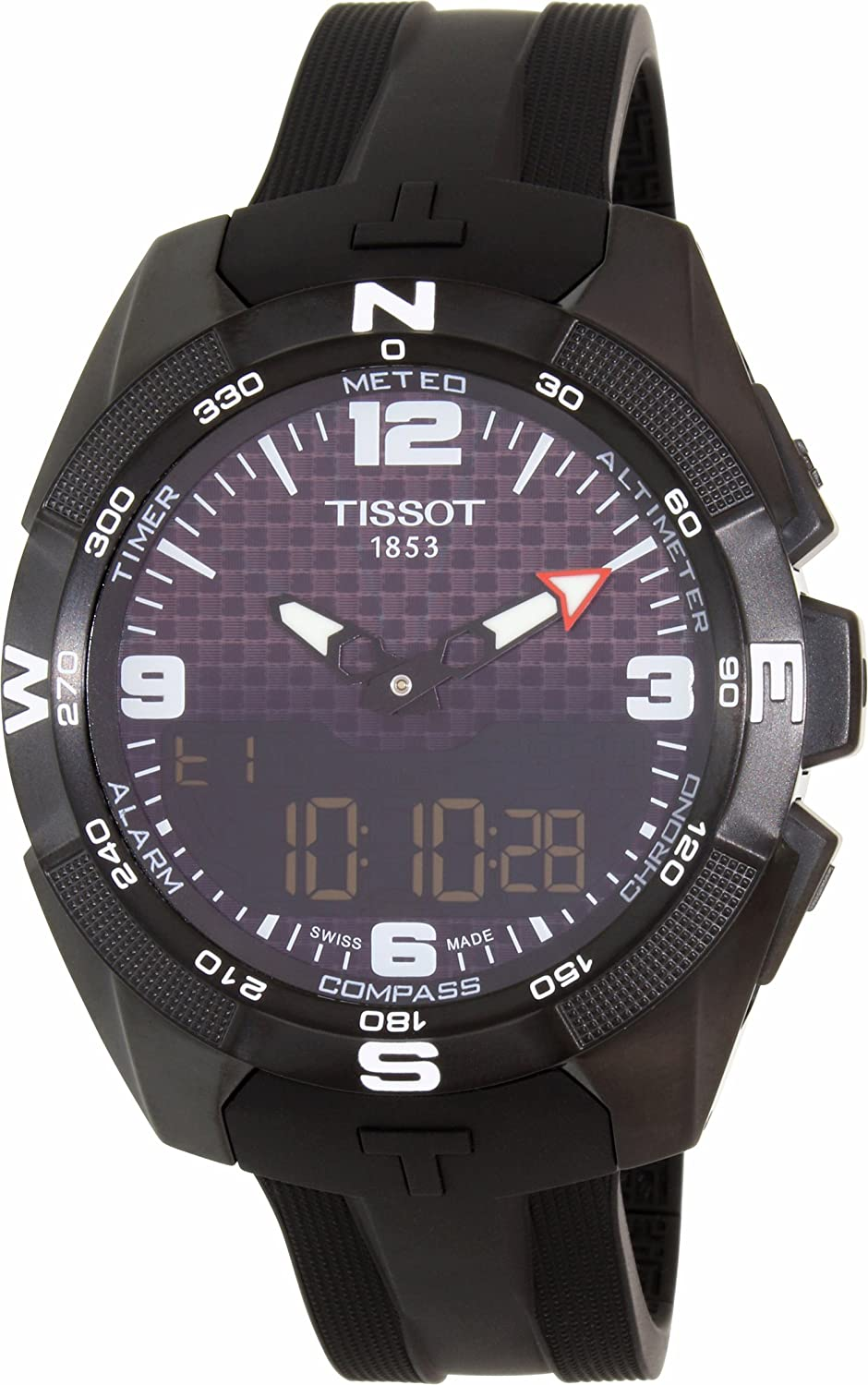 Tissot T Touch Expert Solar Men S Watch T0914204705701
