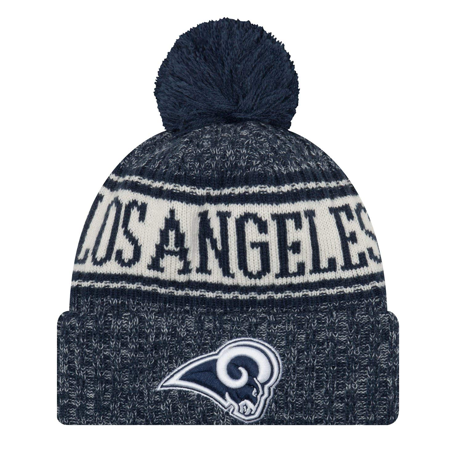 New Era Authentic Los Angeles Rams Sport Knit NFL