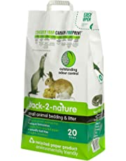 Back 2 Nature Back 2 Nature Small Animal Biodegradeable Paper Litter 20ltr