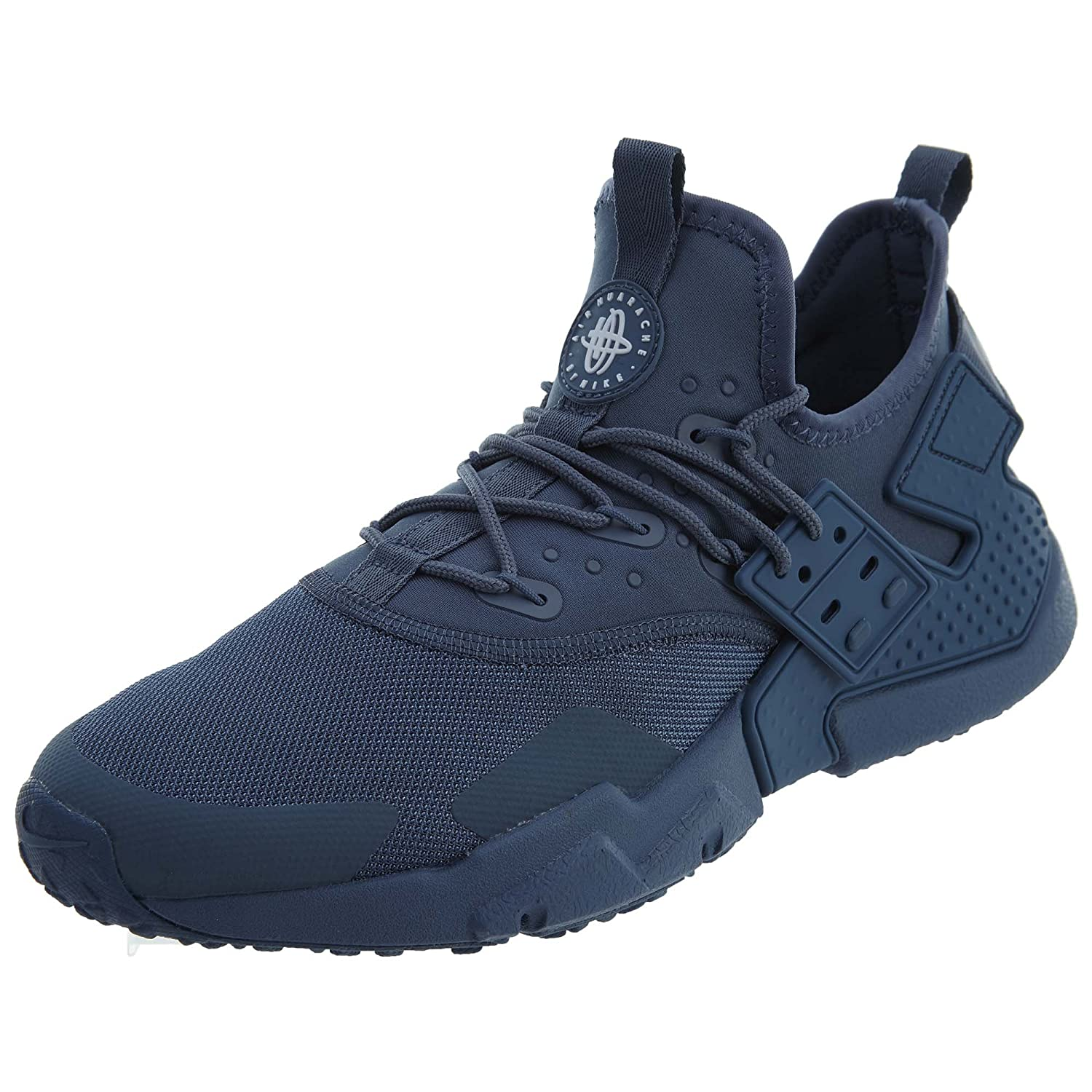 hot sale online 843d9 f2496 Amazon.com   Nike Air Huarache Drift Men s Shoes Diffused Blue White  ah7334-400 (10 D(M) US)   Athletic