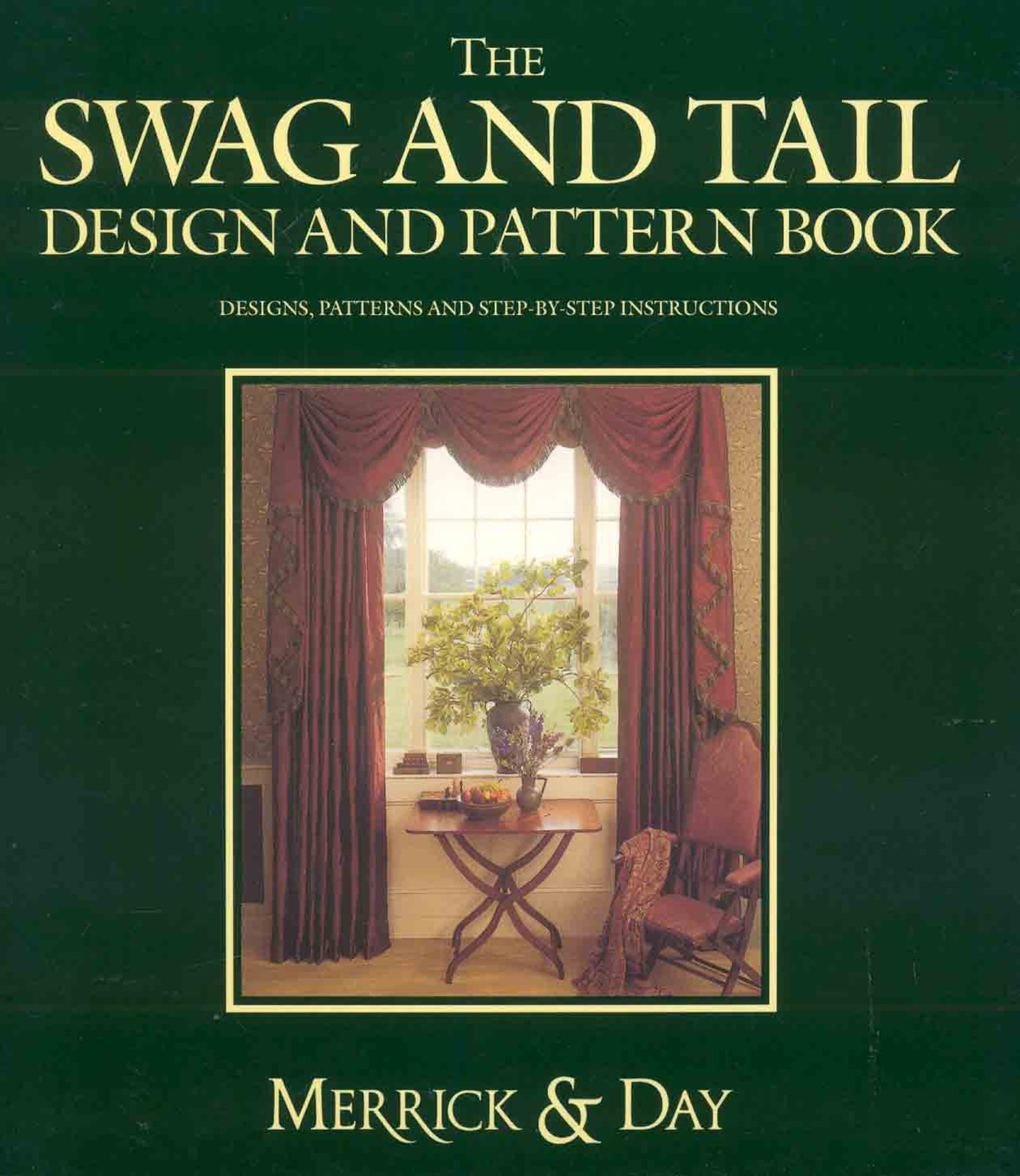 The Swag and Tail Design and Pattern Book (2 Volume Set) by Brand: Merrick And Day (Image #1)