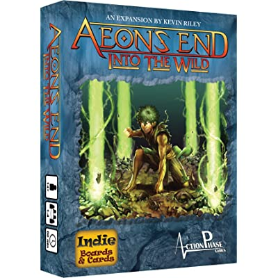 Indie Boards and Cards Aeons End Into The Wild: Toys & Games