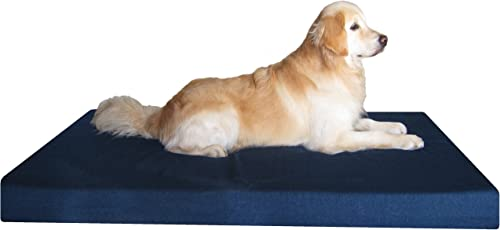 Best Memory Foam dog beds: Dogbed4less Premium Memory Foam Dog Bed