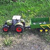 busduga rc ferngesteuerter traktor claas axion 850 ma stab. Black Bedroom Furniture Sets. Home Design Ideas