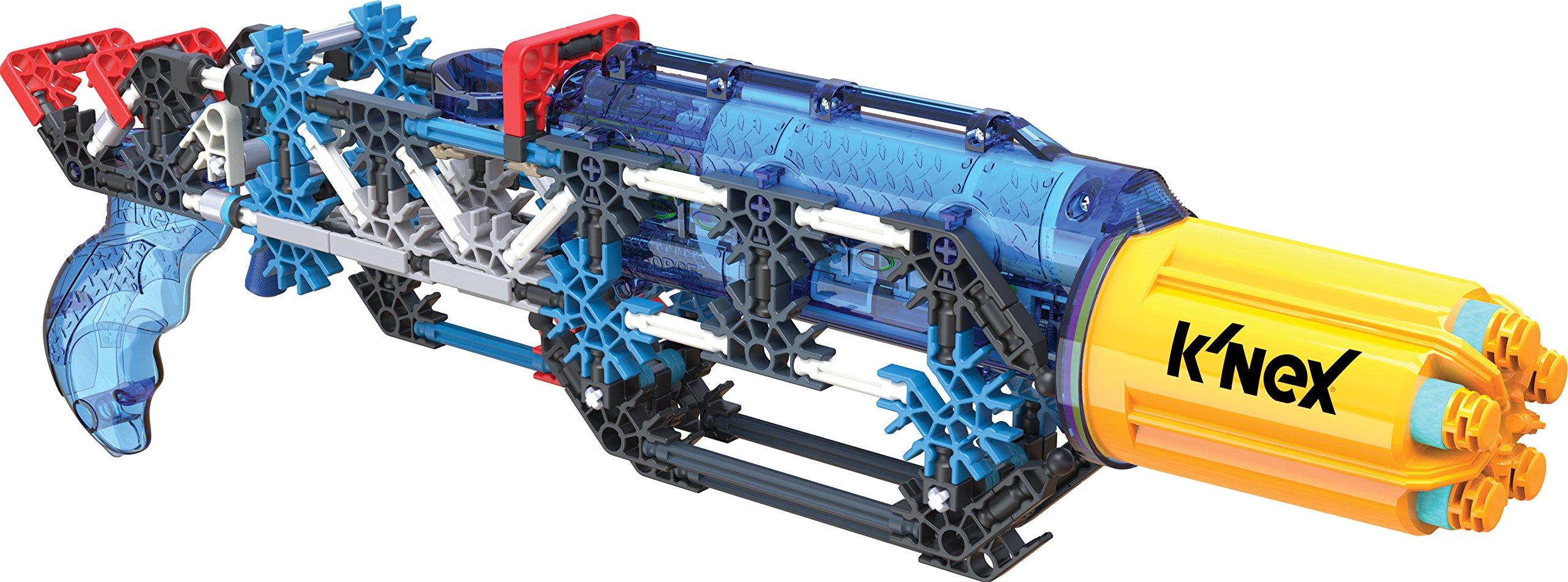 K'NEX K-FORCE K-25X RotoShot Blaster Building Set (214 Piece)