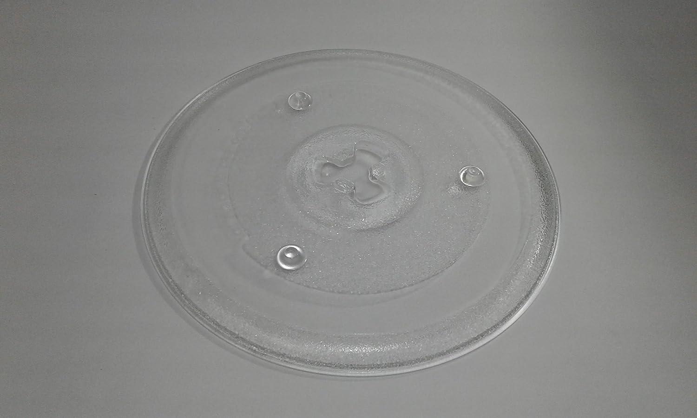 Nuevo repuesto microondas horno Turntable cristal placa 10 1/2