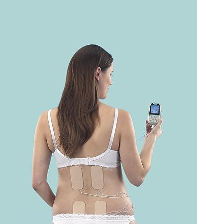 TensCare MamaTens MyTime - Dispositivo reducción y medición del dolor de contracciones antes del parto: Amazon.es: Salud y cuidado personal