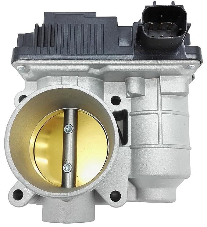 Amazon.com: OKAY MOTOR 50MM TBI Fuel Injection Throttle Body for 2003-2006 Nissan Sentra 1.8L L4 QG18DE: Automotive