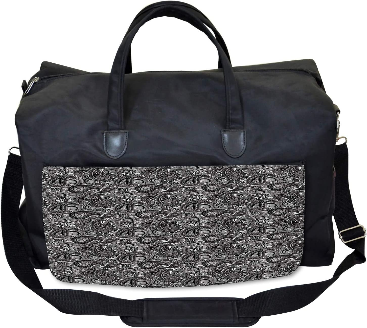 Lace Like Traditional Ambesonne Asian Gym Bag Large Weekender Carry-on