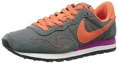 new concept 6852a ec604 Nike Women s Air Pegasus  83 Running Shoe (7, Dark Mica Green Turf Orange