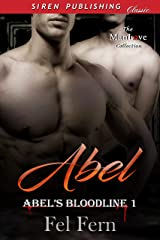 Abel [Abel's Bloodline 1] (Siren Publishing Classic ManLove) Kindle Edition