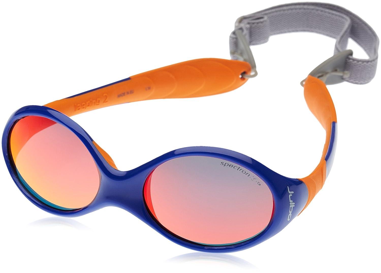 f4b9624b36ddfb Julbo Looping 2 Sp3Cf Lunettes de soleil Mixte Enfant, Bleu Orange, Taille  S  Amazon.fr  Sports et Loisirs