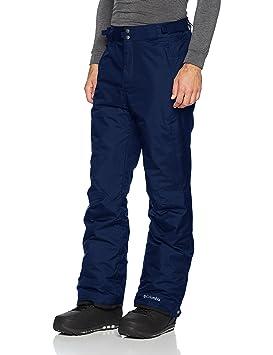 Columbia Pantalón de esquí para Hombre 8d07676f4e3b