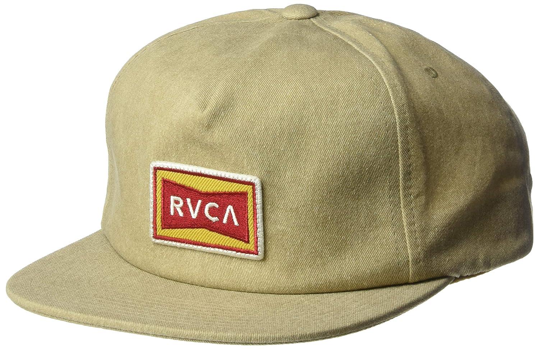 RVCA Mens Pace Cap