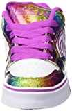 Heelys Motion Plus White/Rainbow Hot Pink