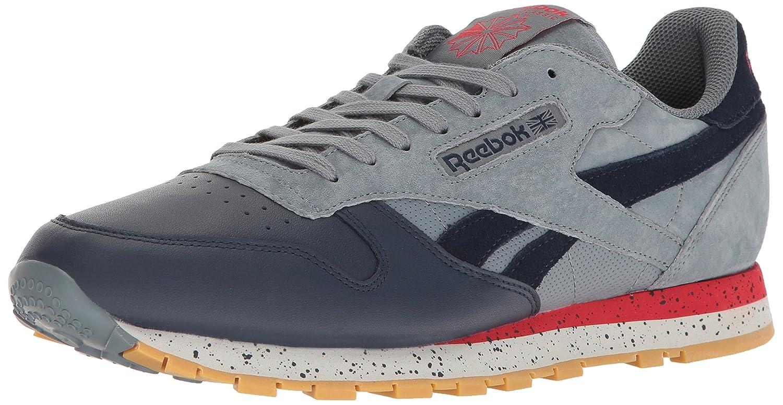 Nav Reebok Men's SneakerAsteroid Sm Cl Leather Fashion Dustcllg CxBdoe