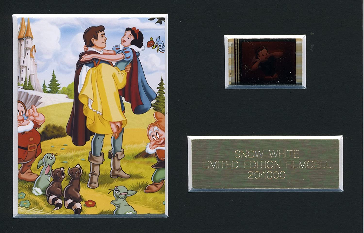Snow White and the Seven Dwarfs (I) Disney Limited Edition Film Cell m