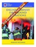 Engine Company Fireground Operations, 3rd Exam Bank [Online Code]