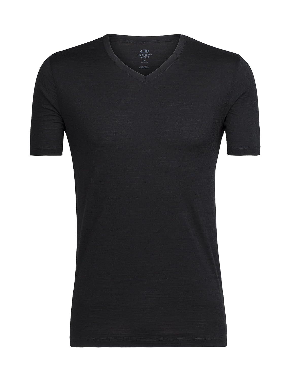 Icebreaker Tech Lite–Camiseta de SS V Primera Capas