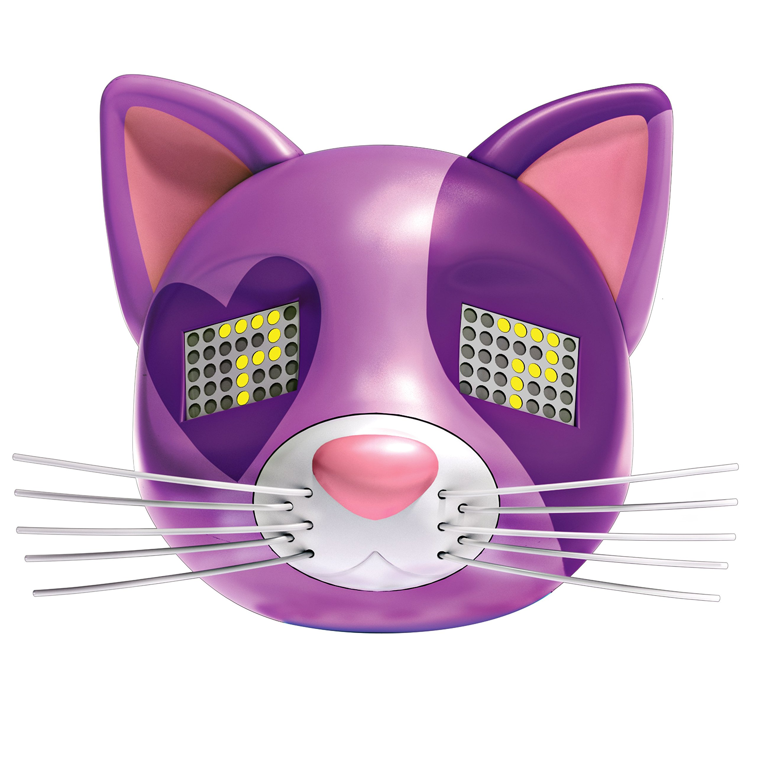 Zoomer Meowzies, Viola, Interactive Kitten with Lights, Sounds and Sensors, by Spin Master by Zoomer (Image #10)