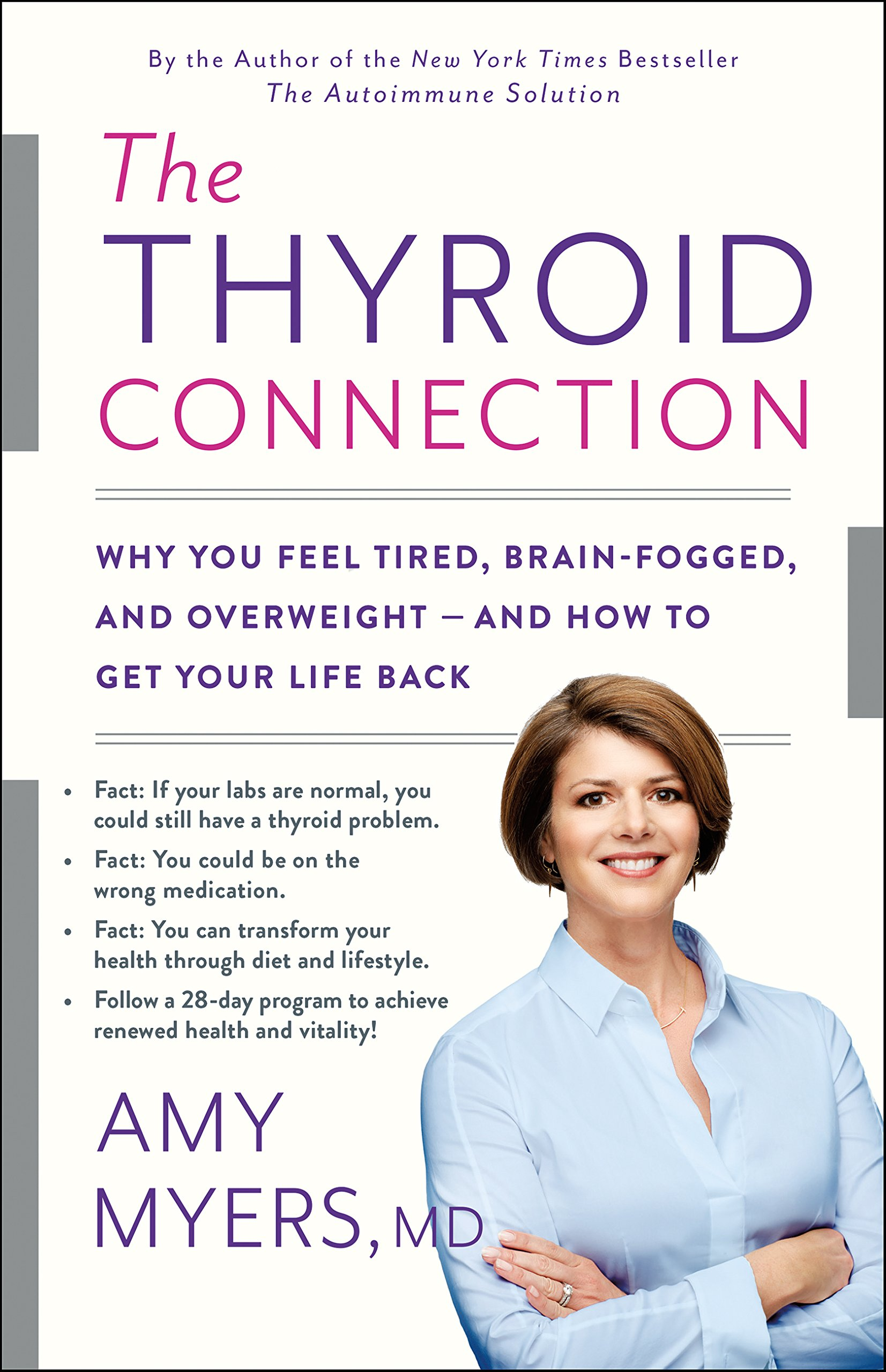 The Thyroid Connection  Why You Feel Tired Brain Fogged And Overweight    And How To Get Your Life Back  English Edition
