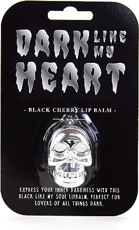 Gift Republic Dark Like My Heart Lip Balm: : Beauté