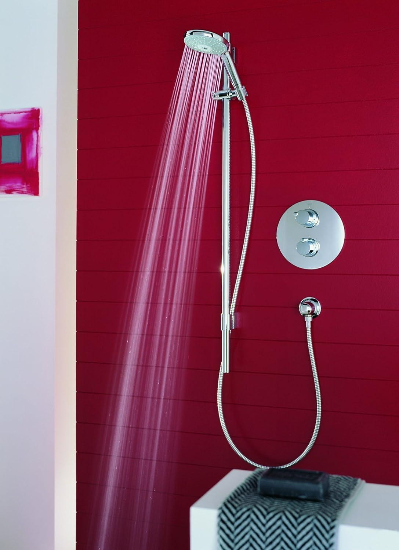 3 Sprays GROHE 28769001 Rainshower Classic 130 Shower Set