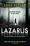 Lazarus: The most chilling and terrifying serial killer thriller of the year from the No. 1 international bestselling author (Joona Linna, Book 7)
