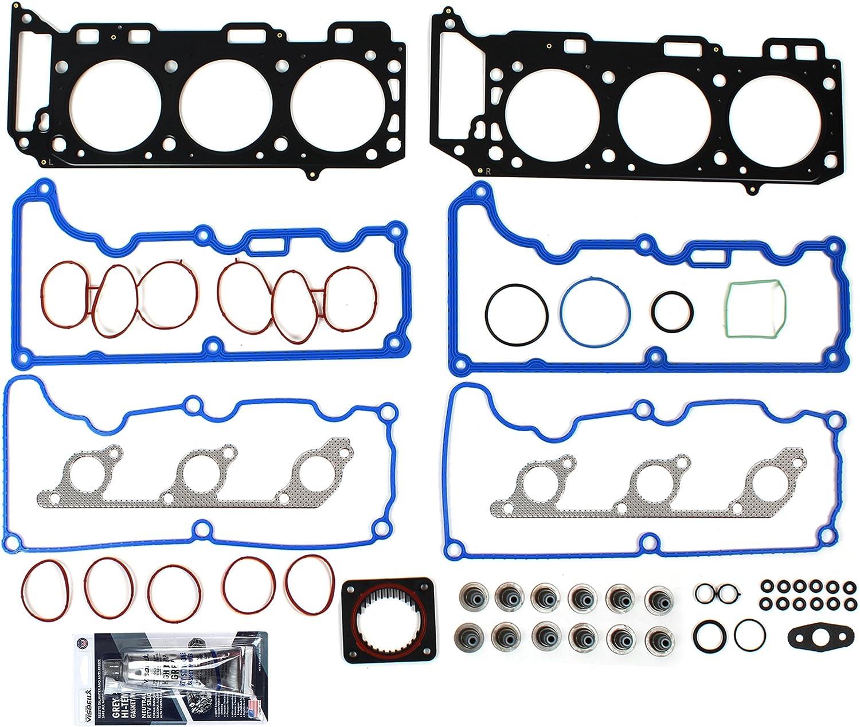 97-00 Ford Explorer Mountaineer 4.0L V6 SOHC 12v VIN E Head Gasket Set Bolt Kit Fits
