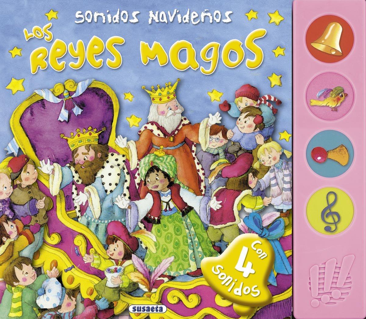 Sonidos navideños. Los Reyes Magos (Sonidos Navid.Reyes Magos)
