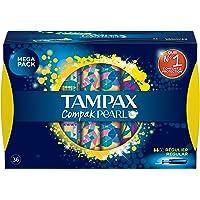 Tampax Compak Pearl Regular Tampons, 36 stycken