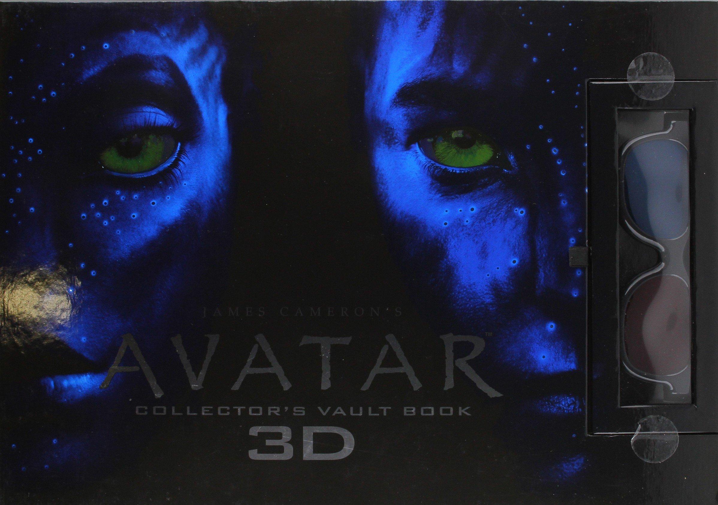 Avatar D Collectors Vault Whitman Publishing  Amazon Com Books
