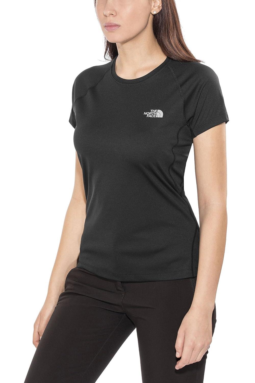 TALLA M. The North Face S/S Camiseta Flex, Mujer
