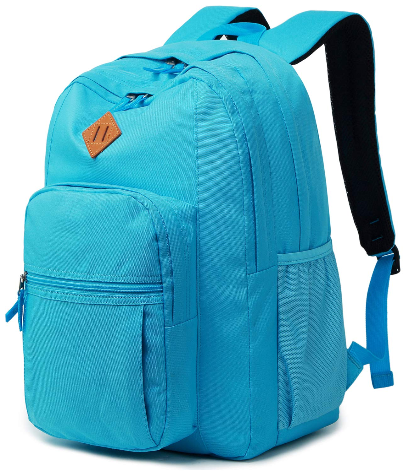 7b3c81a432a8 Abshoo Classical Basic Womens Travel Backpack For College Men Water  Resistant Bookbag (PowDerBlue)