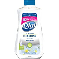 Dial Complete Antibacterial Foaming 32 Ounces Hand Wash Refill