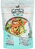 nu3 Low Carb Rice aus Konjak-Glucommanan 200g (kalorienarm) - Reis ohne Kohlenhydrate, nur 14 Kalorien je Packung